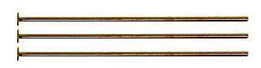 Nietstiften 32x0.7mm Koperkleur (100 stuks)