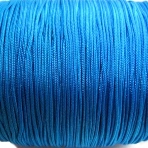 Chinees Knooptouw 0.8mm Dodgerblauw (10 meter)