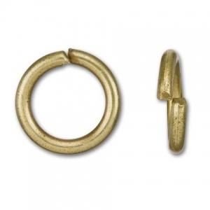 Ringetjes 6mm (Dikte : 0,7mm) Antiekbrons (200 stuks)