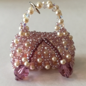 Pakketten Mini Sparking Sidebag Licht Amethyst